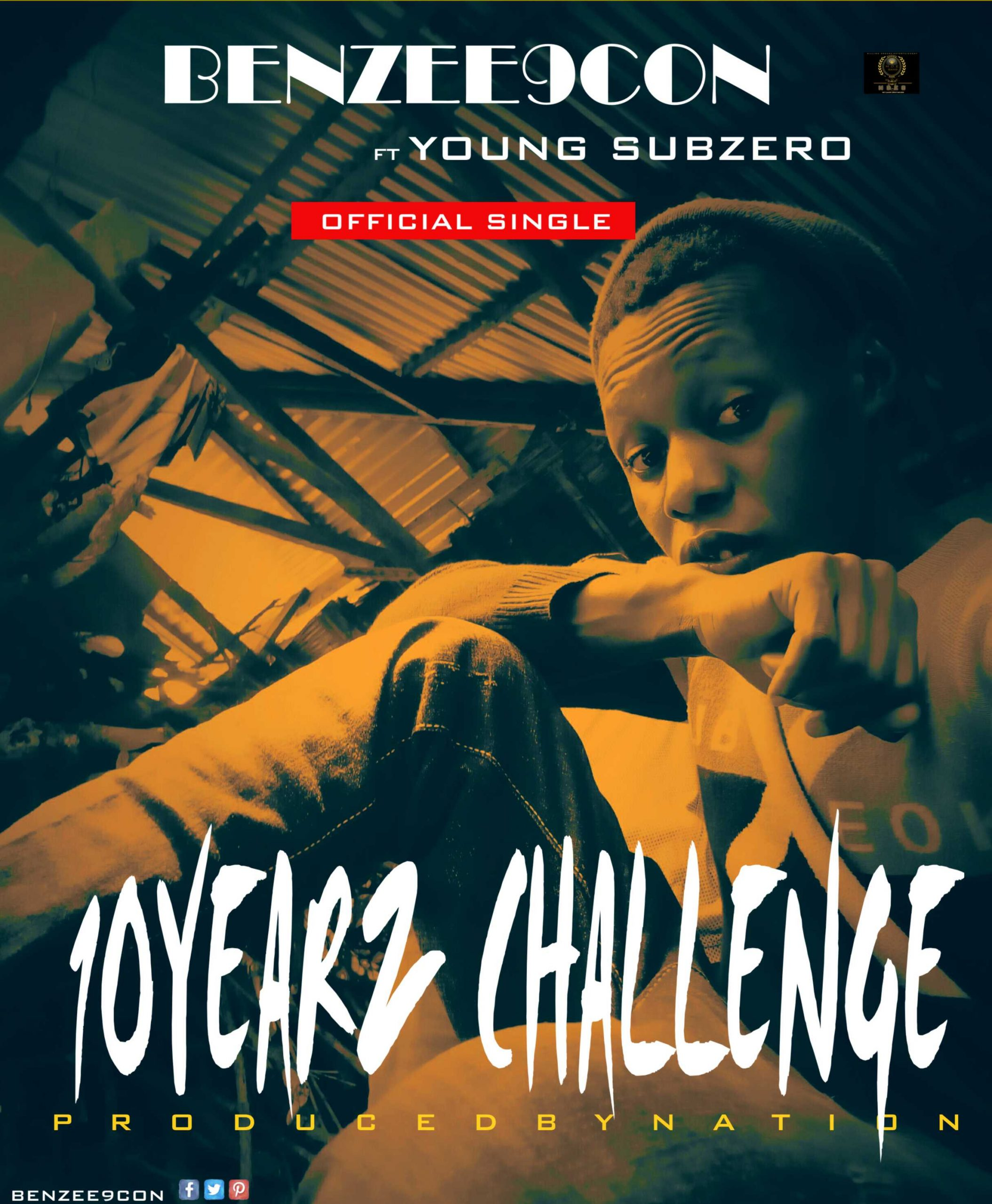 Download 10 years challenge by Benzee9con ft Yungsubzero