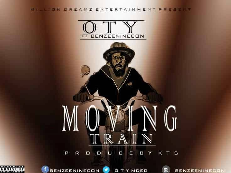 Download Moving Train by O T Y mdeg ft Benzee9con