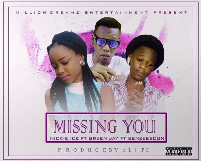 Download Missing You by Icequeen mdeg ft Benzee9con & green Jay