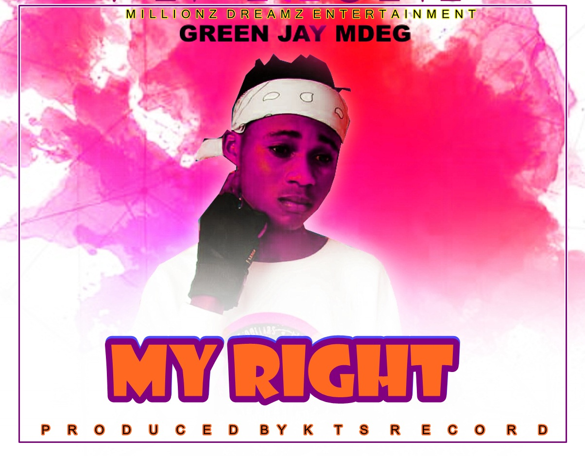 Download My Right by Green Jay