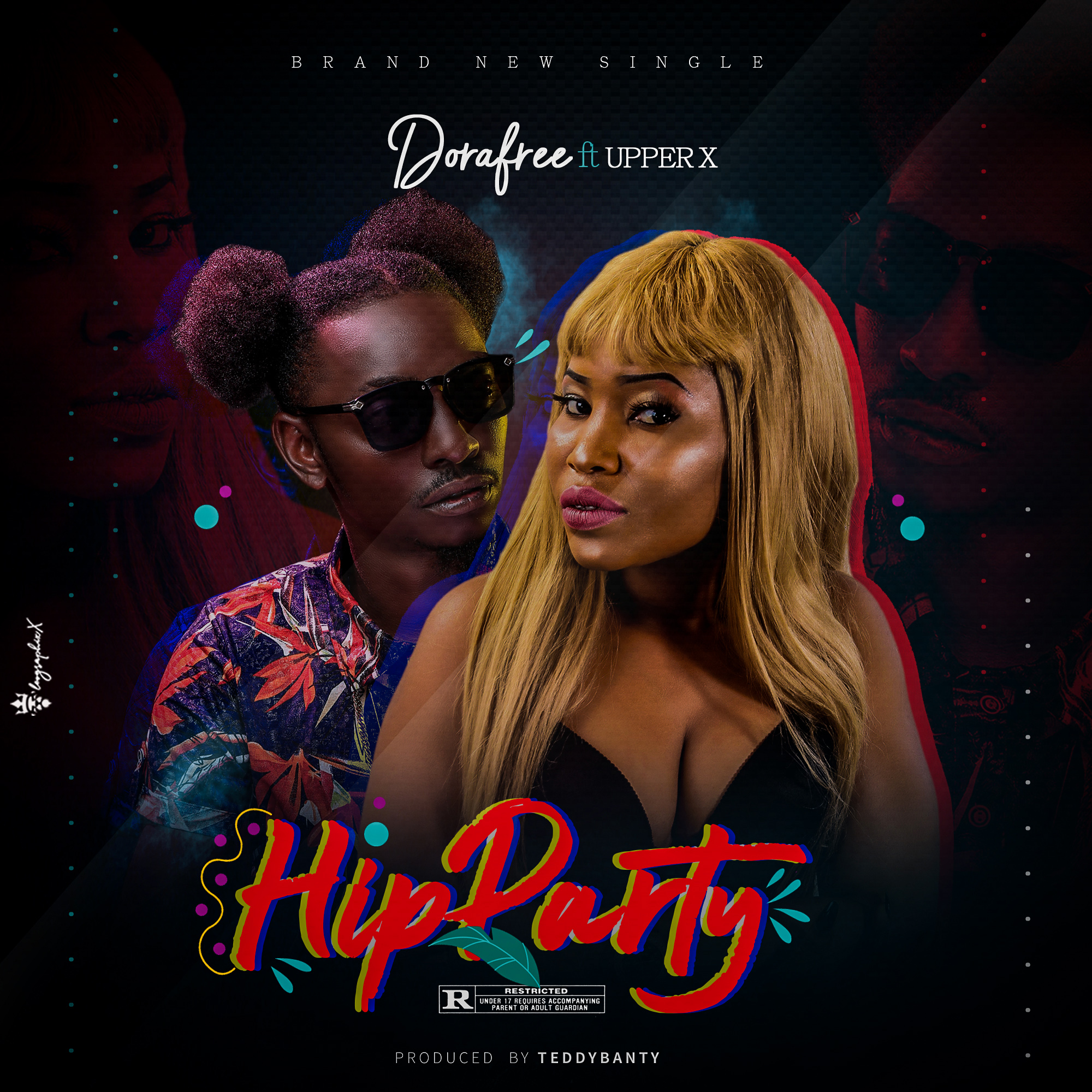 Download Hipparty by Dorafree ft Upper X