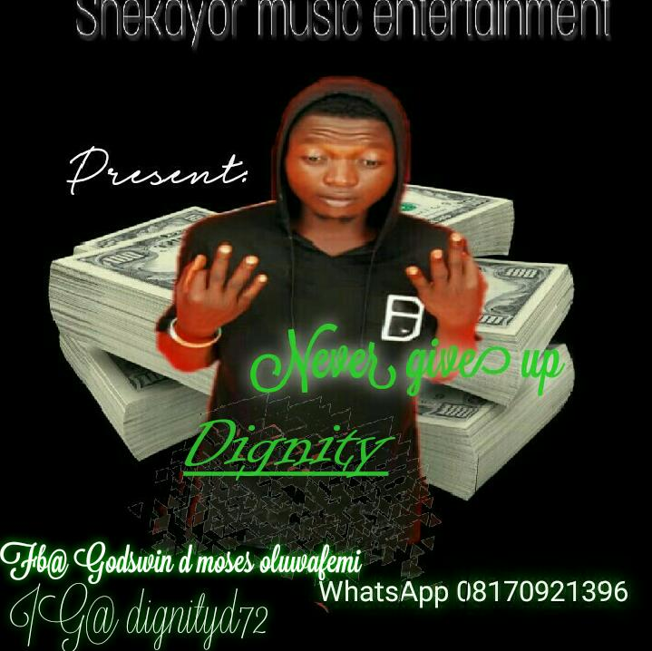 Download Never Give Up by Dignity