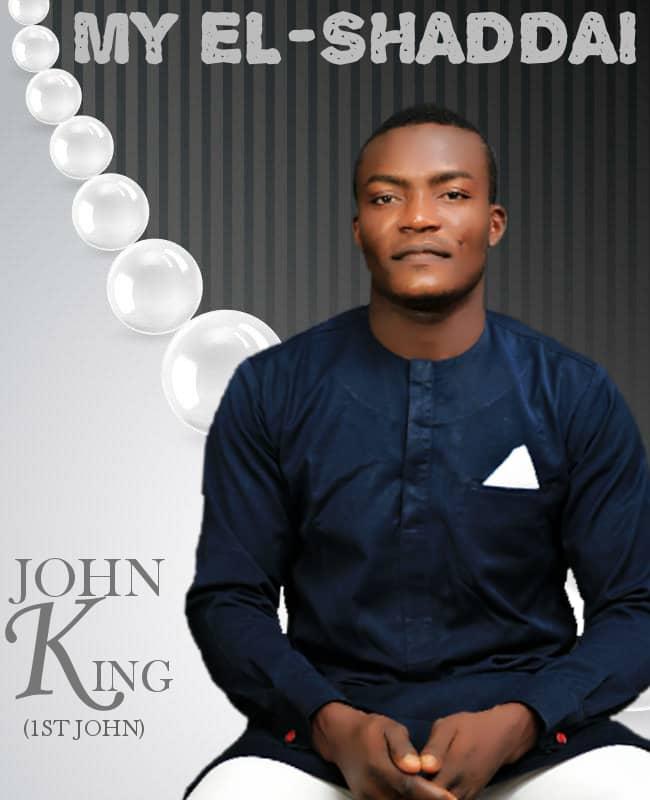 Download My Elshaddai by John King