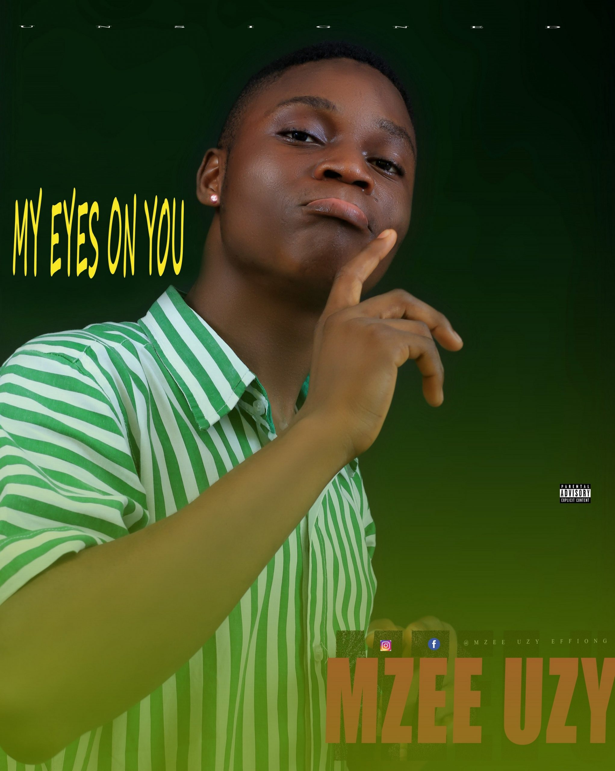 Download My Eyes On You by Mzee Uzy