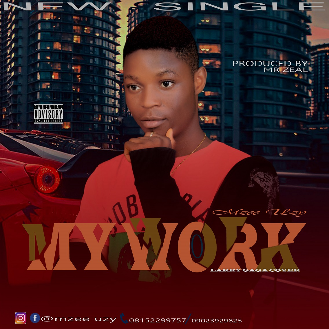 Download My Work by Mzee Uzy