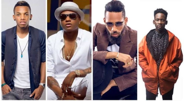 Who Are Your Top 5 Most Consistent Nigerian Artiste So Far?