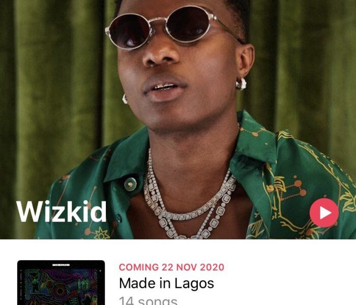 Wizkid Postpones Release Of Made In Lagos (See New Date)