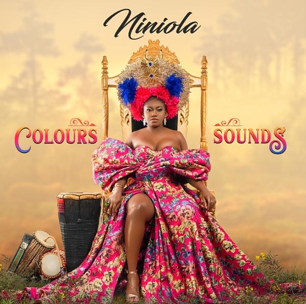 Listen to Niniola's Colours & Sound Album