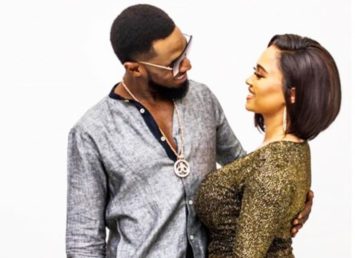 Popular Musician, D'Banj and his Wife gives their life to Christ as Pastor Jerry welcomes them to his Church